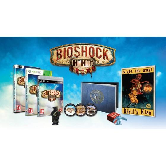 Bioshock Infinite - Premium Edition - PS3 usato