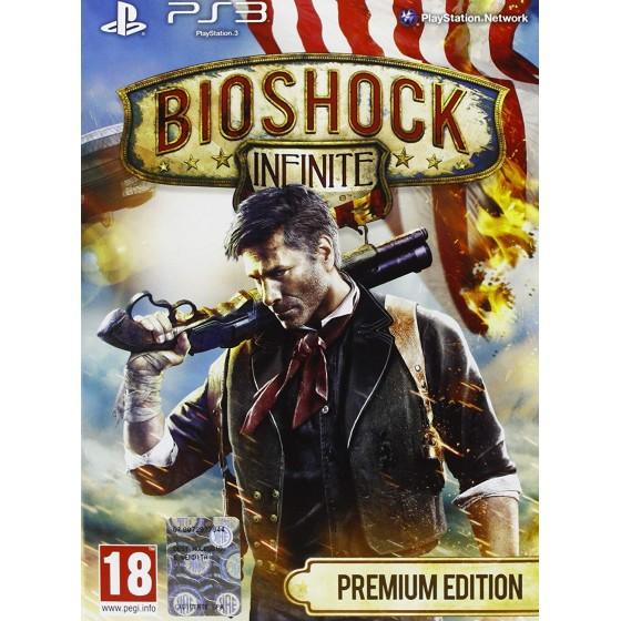 Bioshock Infinite - Premium Edition - PS3