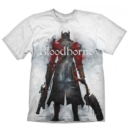 T-Shirt - Hunter Street - Bloodborne