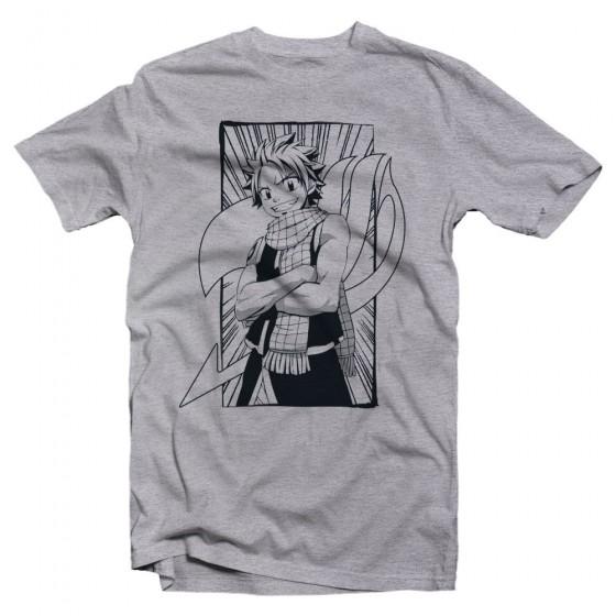 T-Shirt - Natsu Line - Fairy Tail