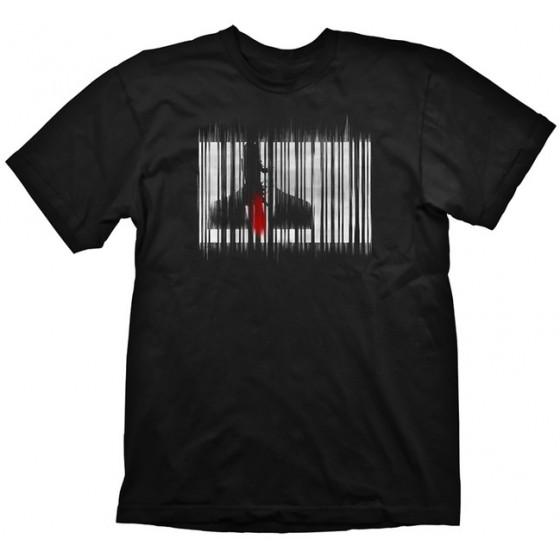 T-Shirt - Barcode - Hitman