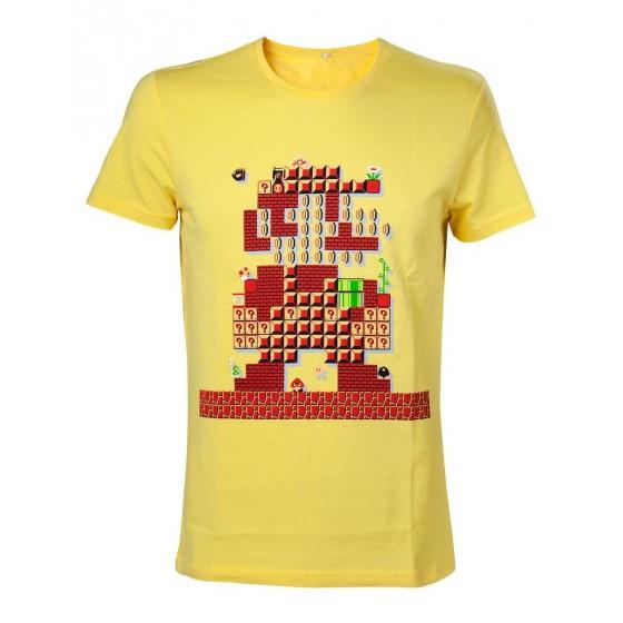 T-Shirt - 30° Anniversario Mario Maker - Super Mario