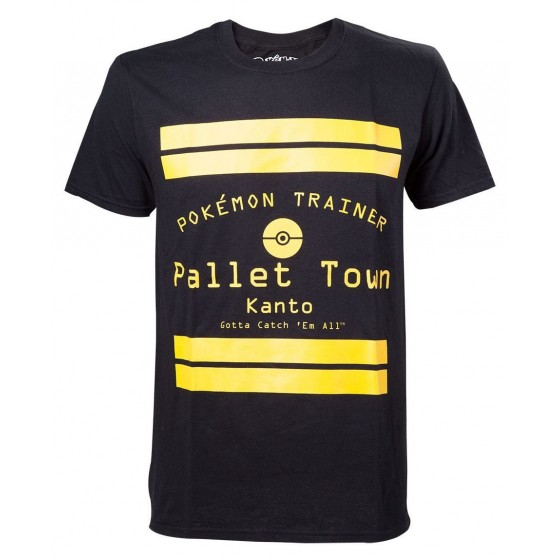 T-Shirt - Pallet Town - Pokemon