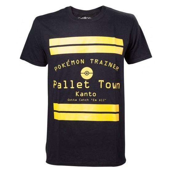 T-Shirt - Pallet Town - Pokemon