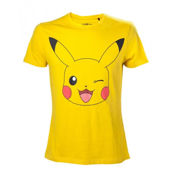 T-Shirt - Pikachu - Pokemon