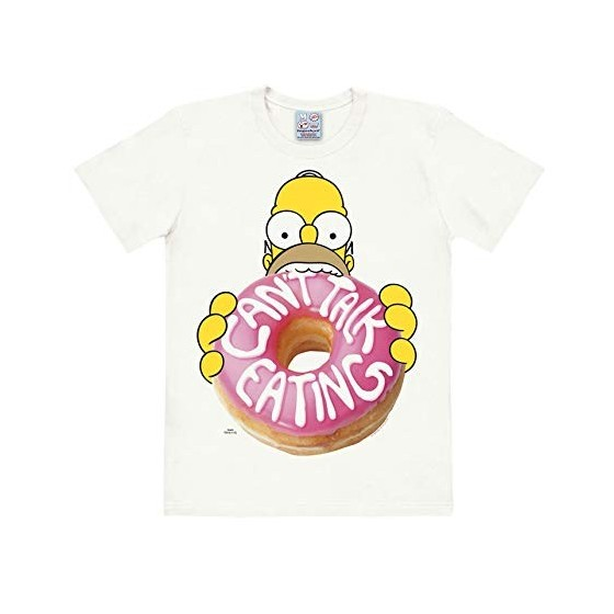 T-Shirt - Homer Ciambella - Simpsons