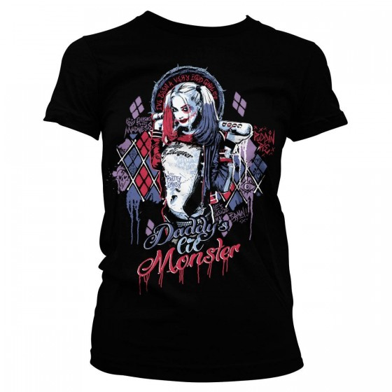 T-Shirt - Harley Quinn - Suicide Squad