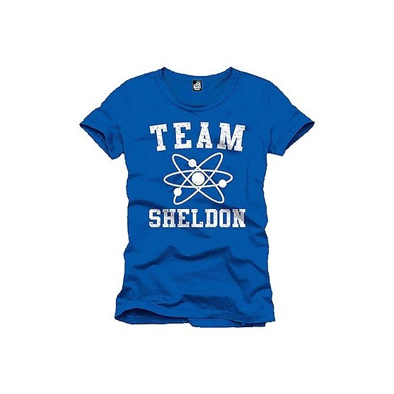 T-Shirt - Team Sheldon - The Bing Bang Theory