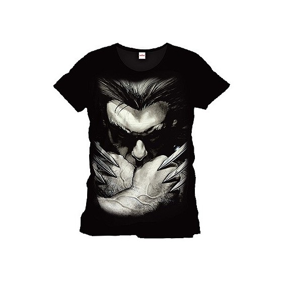 T-Shirt - Wolverine - Marvel