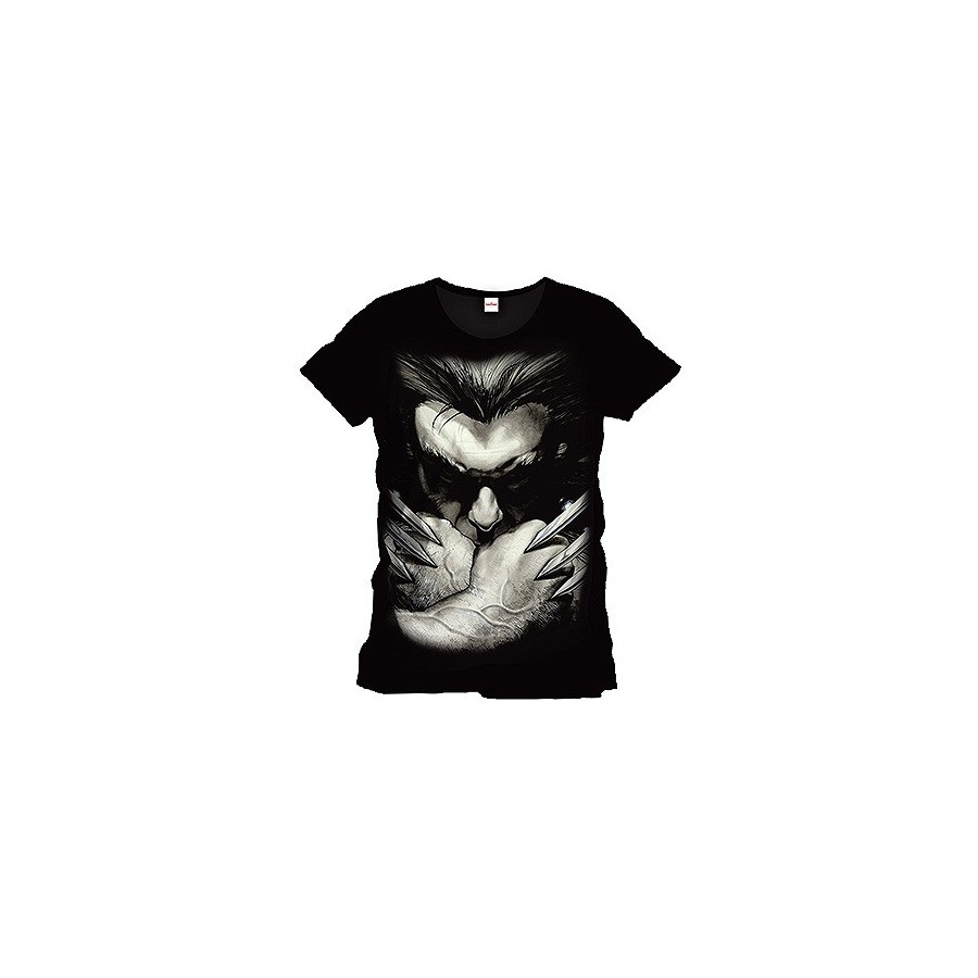 T-Shirt - Wolverine - Marvel - The Gamebusters