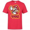 T-Shirt - Mario Kanji - Super Mario