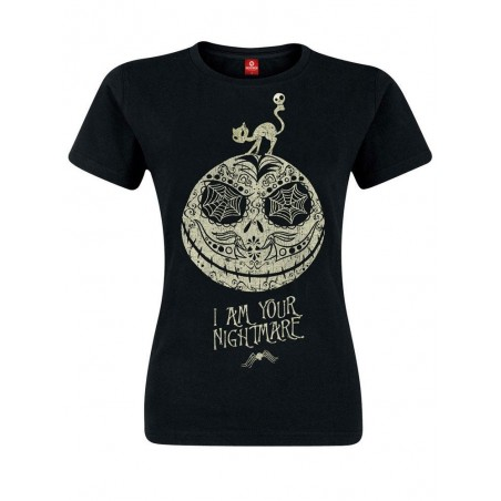 T-Shirt donna - I Am Your Nightmare - Nightmare Before Christmas