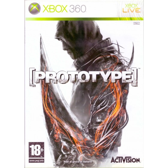 Prototype - Xbox 360 usato