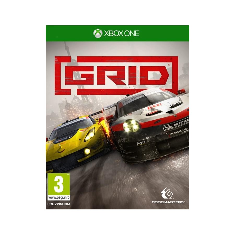 Grid - Preorder Xbox One - The Gamebusters