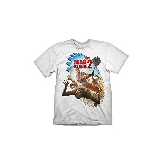T-Shirt - Saw Blade - Dead Island 2