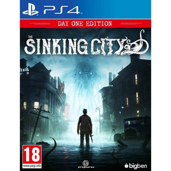 The Sinking City - Preorder PS4 - The Gamebusters