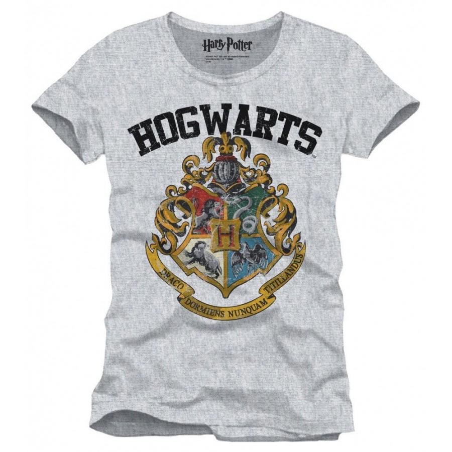 T-Shirt - Hogwarts - Harry Potter