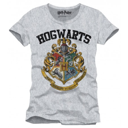 T-Shirt - Hogwarts - Harry Potter