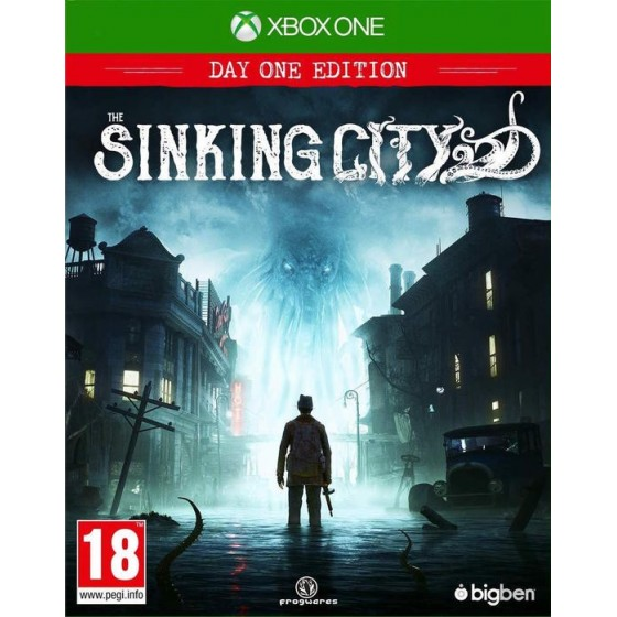 The Sinking City - Preorder Xbox One - The Gamebusters