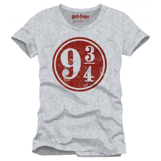 T-Shirt - Platform 9 3/4 - Harry Potter
