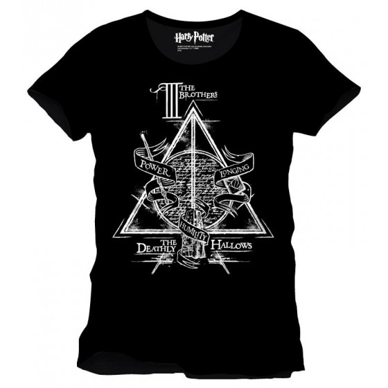 T-Shirt - The Brothers - Harry Potter