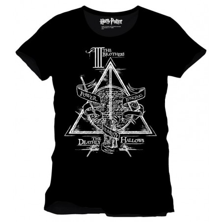 T-Shirt - The Three Brothers - Harry Potter
