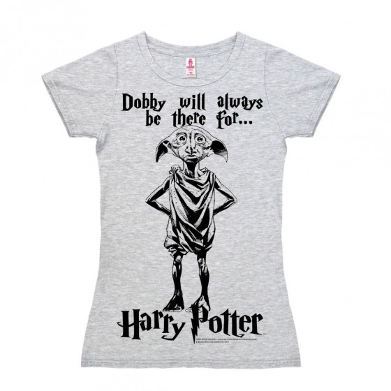 T-Shirt donna - Dobby - Harry Potter