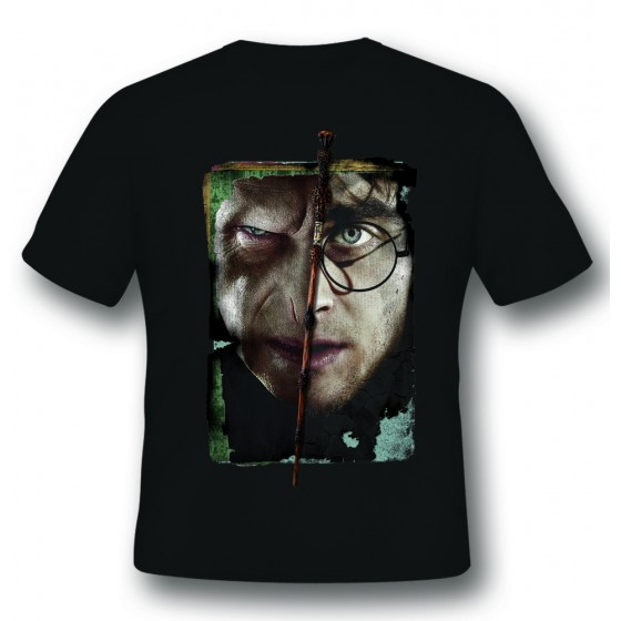 T-Shirt - Harry VS Voldemort - Harry Potter
