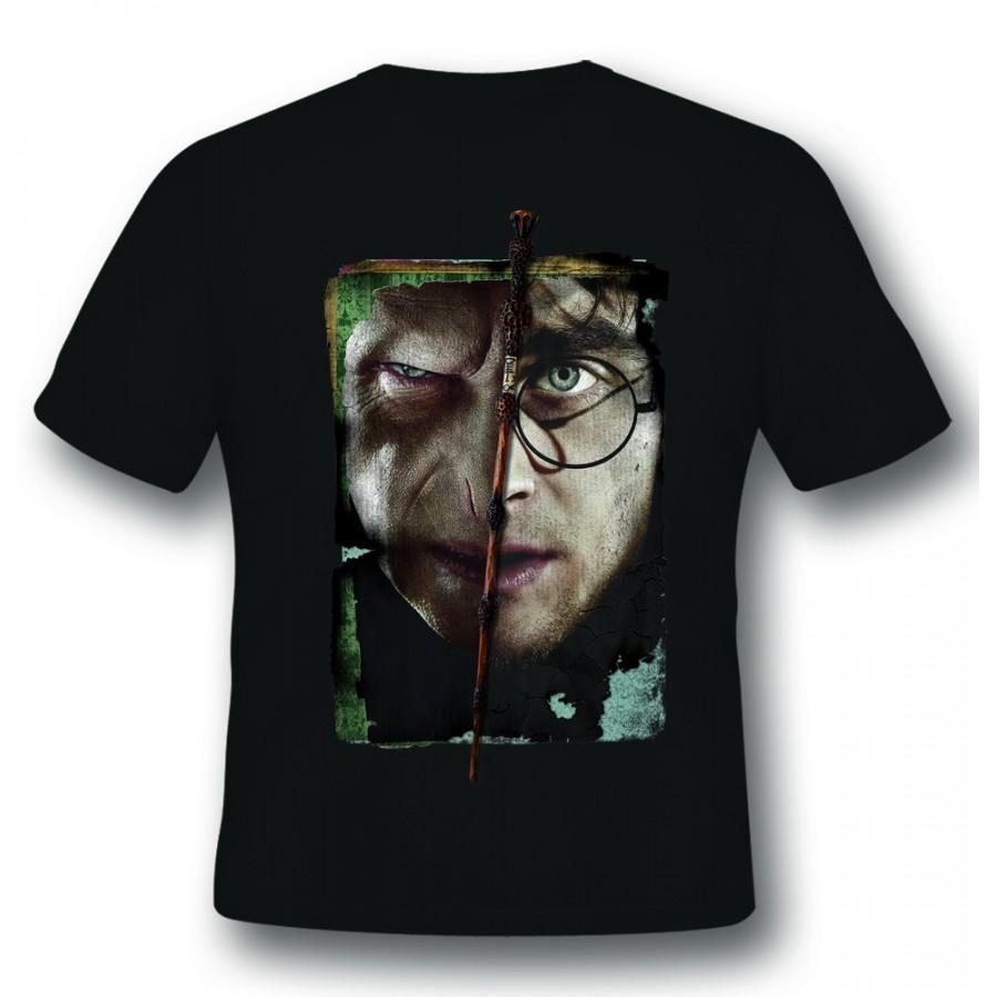 T-Shirt - Harry VS Voldemort - Harry Potter
