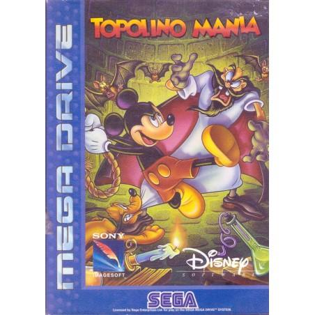 Topolino Mania - Mega Drive usato