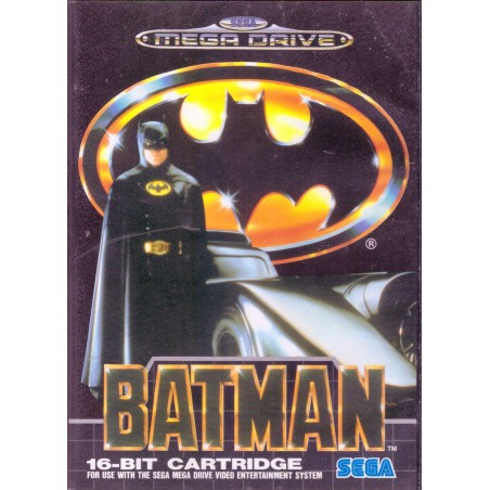 Batman - Mega Drive