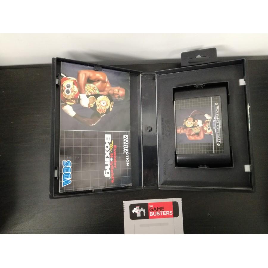 Evander Holyfield's Boxing - Mega Drive