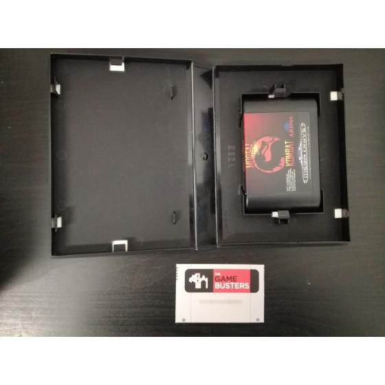 Mortal Kombat - Mega Drive usato