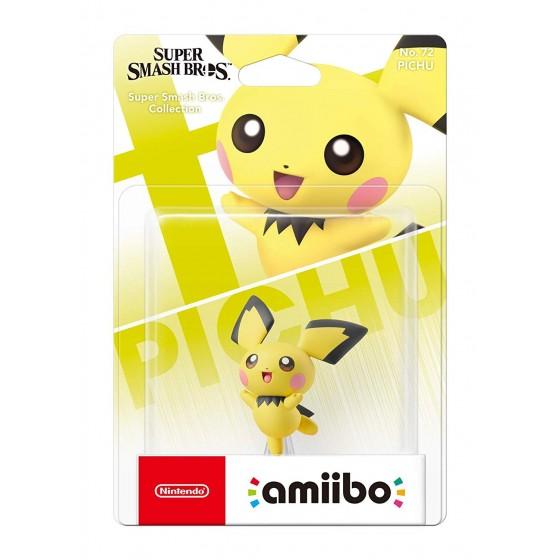 Nintendo Amiibo - Pichu - Super Smash Bros Ultimate