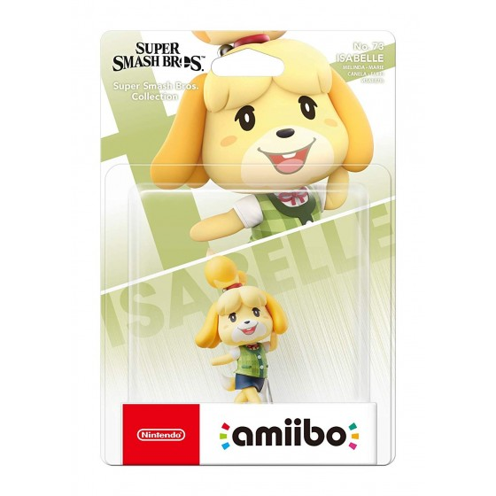 Nintendo Amiibo - Isabelle - Super Smash Bros Ultimate