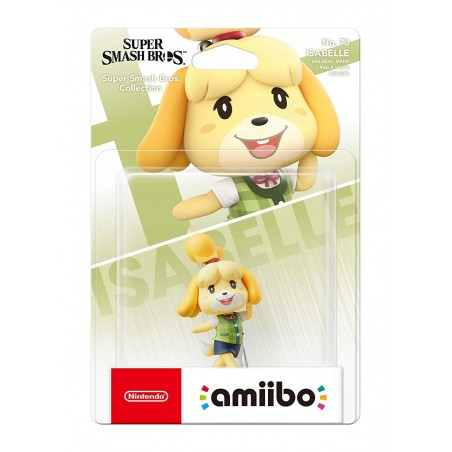 Nintendo Amiibo - Isabelle - Super Smash Bros Ultimate