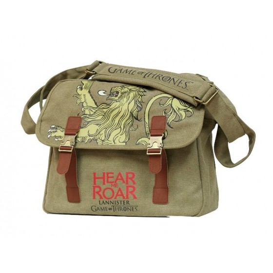 Borsa a tracolla - Lannister - Hear Me Roar - Game of Thrones