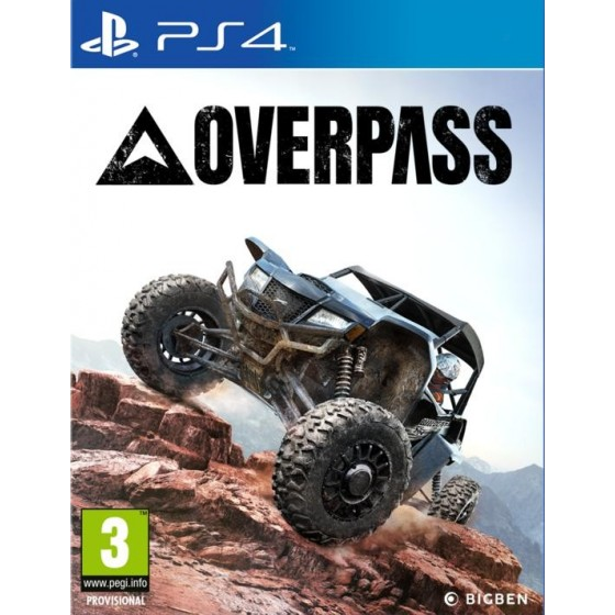 Overpass - Preorder PS4 - The Gamebusters