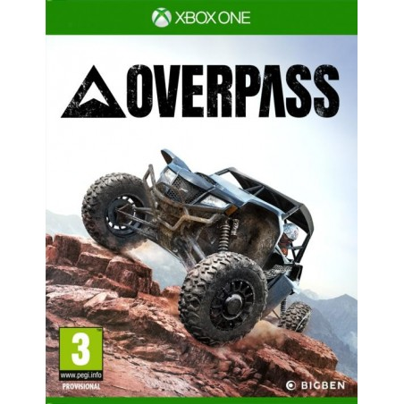 Overpass - Preorder Xbox One - The Gamebusters