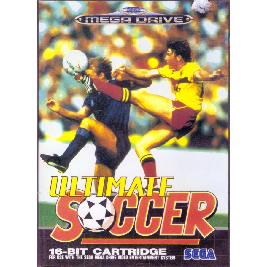 Ultimate Soccer - Mega Drive