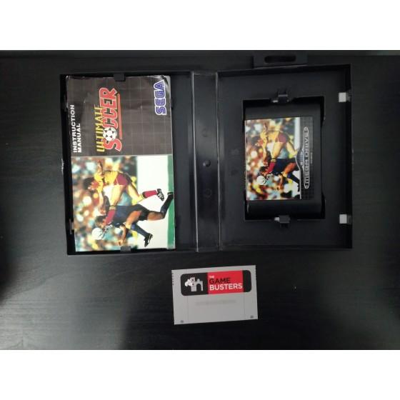 Ultimate Soccer - Mega Drive usato
