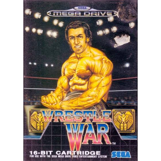 Wrestle War - Mega Drive usato
