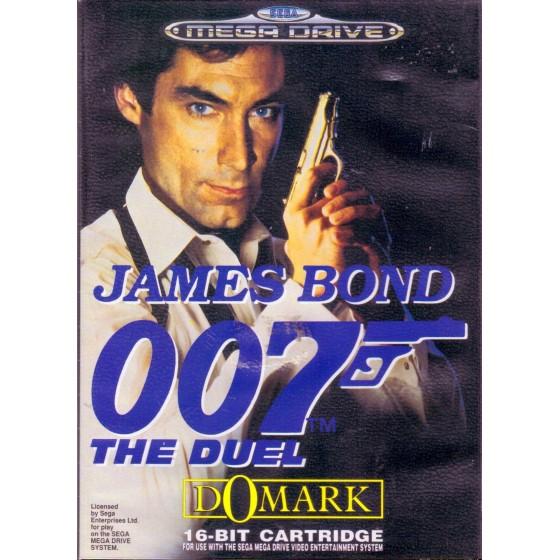 James Bond 007: The Duel - Mega Drive usato