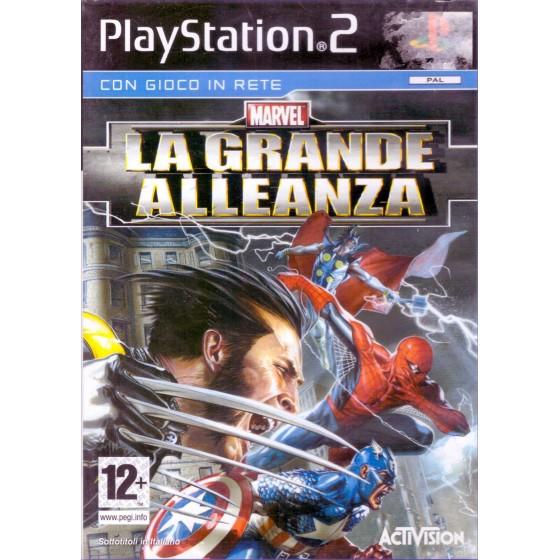 MARVEL La Grande Alleanza - PS2