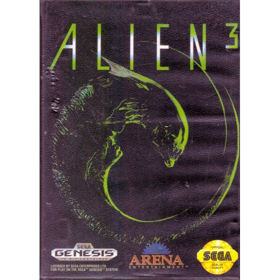 Alien 3 - Genesis