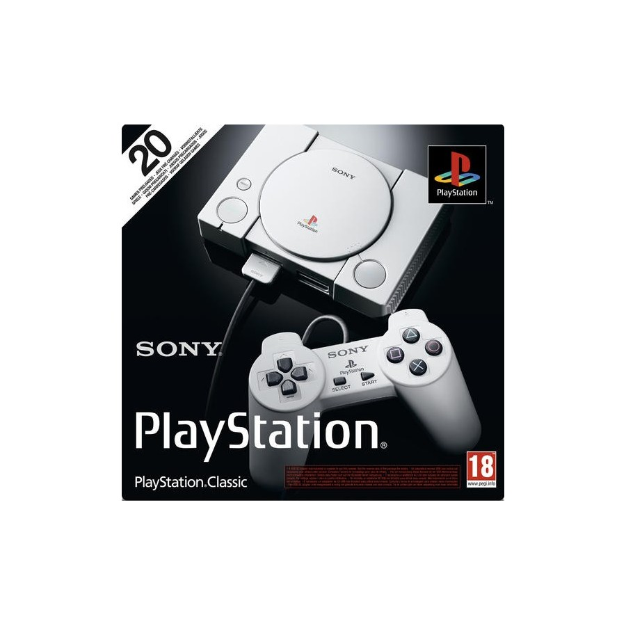 PlayStation Classic PS1 Console