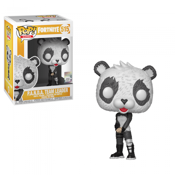 Funko Pop! - Panda Team Leader (515) - Fortnite