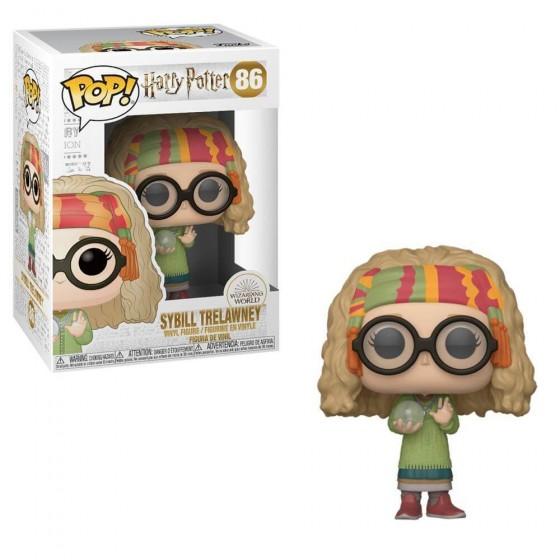 Funko Pop! - Professor Sybill Trelawney (86) - Harry Potter