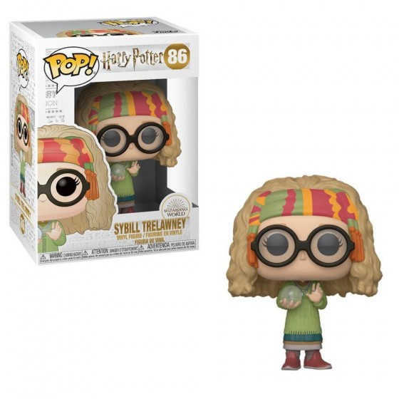 Funko Pop! - Professor Sybill Trelawney (86) - Harry Potter