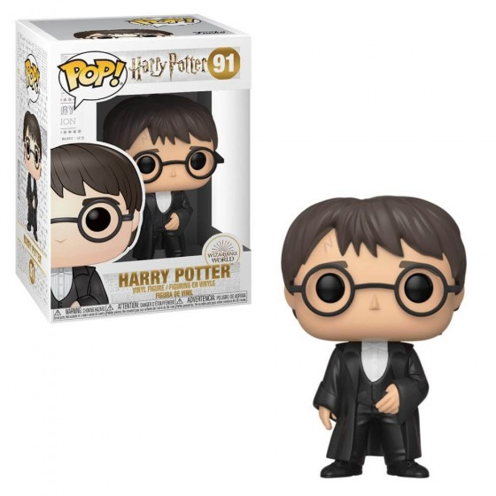 Funko Pop! - Harry Potter - Ballo Del Ceppo (91) - Harry Potter
